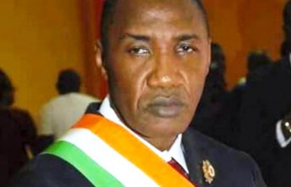 L'Honorable Mamadou Diomandé